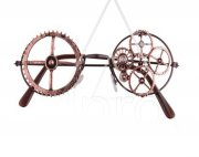 Steampunk Brille